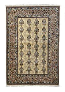 Isfahan Rug, 5'1'' x 7'6''