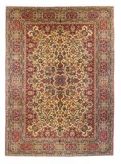 Isfahan Rug, 7'7'' x 10'11''