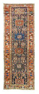 NW Persian Rug, 3'6'' x 10'2''