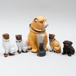 Group of Pug Form Articles