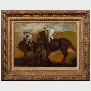 Daniel Schwartz: Racehorses