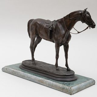 After Jules Moigniez (1835-1894): Horse