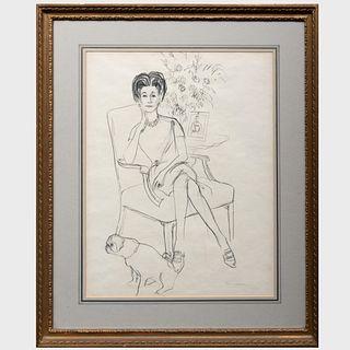 Henry Koehler (1927-2018): The Duchess of Windsor (I)