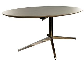 (Attributed to) Florence Knoll Table Desk