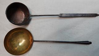 Two Antique Kitchen Utensils