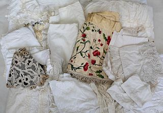 Group of Early Textiles