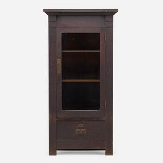 Roycroft, Bookcase, model 84