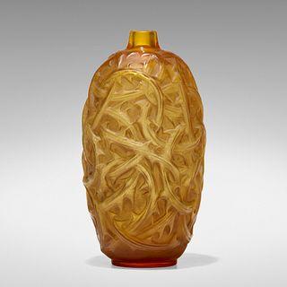 Rene Lalique, Ronces vase