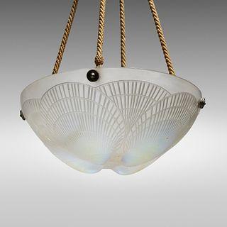 Rene Lalique, Coquilles plafonnier