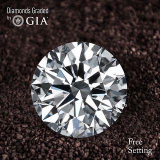3.02 ct, D/VS1, Round cut GIA Graded Diamond. Appraised Value: $217,400