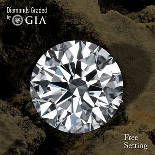 5.02 ct, D/FL, Round cut GIA Graded Diamond. Appraised Value: $1,671,600