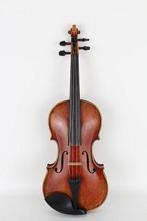Violin, Maucotel Micolas Label