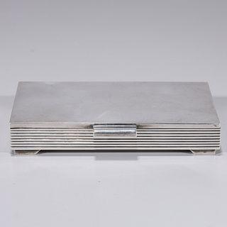 George Jensen Sterling Silver Box