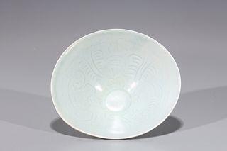Chinese Dingyao Style Ceramic Bowl
