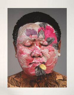 Huang Yan - Self Portrait