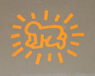 Keith Haring - Cover from Fertility Suite