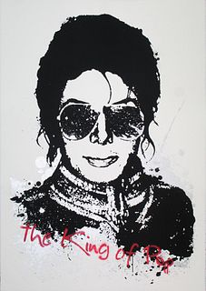 Mr. Brainwash - King of Pop