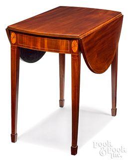 Frederick, MD Federal mahogany Pembroke table