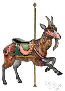 Dentzel, Philadelphia carousel goat