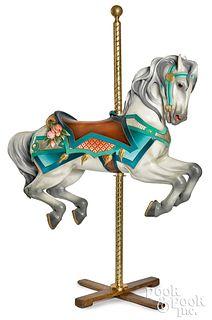 Philadelphia Tobaggan Company carousel horse