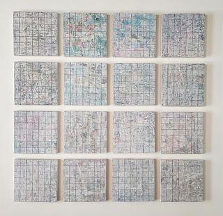 J. Matthew Thomas, Landscape Study