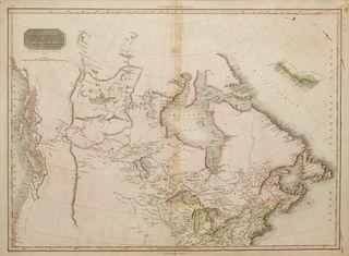"Map, ""British Possessions in North America"""