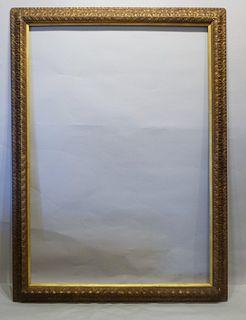Large Spanish Baroque Style Frame