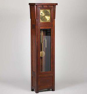 Colonial Clock CoGrandfather Clock c1910