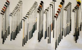 Large Group of Quality Golf Clubs