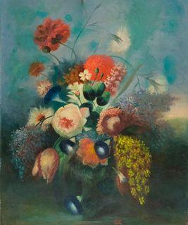 18th Century Floral Still Life