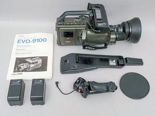 Sony EVO-9100 Hi-8 Recorder