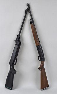 Two BB Guns, Crosman & Gamo