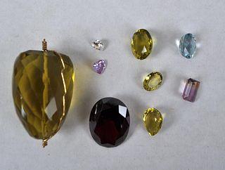 Group Loose Gemstones