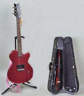 Yamaha Electric Violin/Case