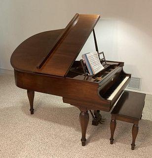Steinway & Sons 1936 Medium Grand Model M Piano