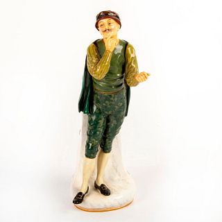 Rare Royal Doulton Prototype Figurine The Thespian