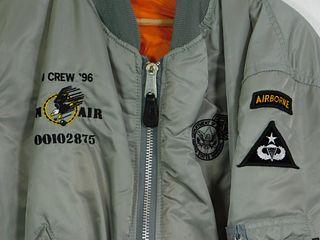 Hollywood Con Air Film Crew Bomber Jacket