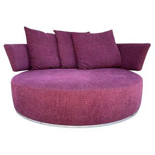 Amoenus Circular/Swivel Sofa by B&B Italia, 2 available