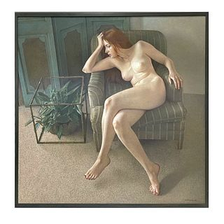"Wade Reynolds ""Nude Canvas"""