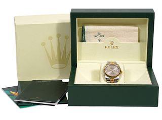 Rolex Man's Datejust Wristwatch #116233