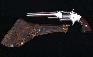 Smith & Wesson Model No. 2 Spur Trigger Revolver