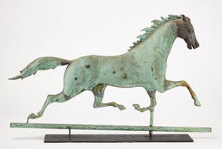 Horse Weathervane - JW Fiske