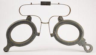Eye Glass Sign