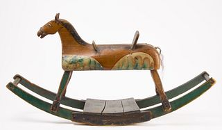 Crandall Rocking Horse