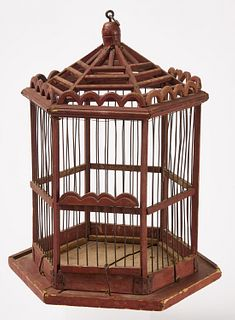 Shenandoah Valley Birdcage
