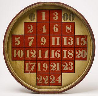 Unusual Numbers Gameboard