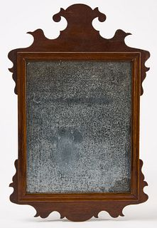 Chippendale Transitional Mirror