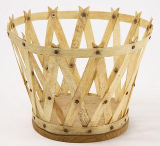Sailor Made Basket bone