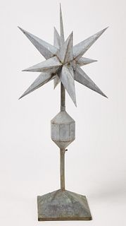 Star Roof Ornament