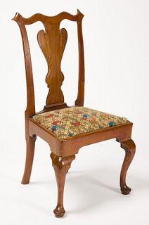 Philadelphia Queen Anne Side Chair